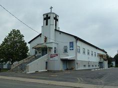 Longueuil (église Saint-Jean-Vianney), Québec, Canada (45.514973, -73.484290)