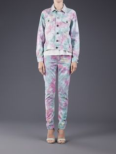 c0ed015264cf House Of Holland Tie Dye Jacket and Jeans Tie Dye Jackets