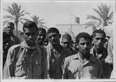 """Hindusi wzięci do niewoli latem 1942 r. w Egipcie. Kontynuujemy wątek obcokrajowców w Regio Esercito.  Kilka miesięcy po utworzeniu Centri Militari, 15 lipca 1942, utworzono Raggruppamento Centri Militari (Raggruppamento najczęściej tłumaczy się jako zgrupowanie), którym kierował Tenente Colonello Massimo Invrea. Raggruppamento składało się ze sztabu (karabinierzy, sekcja łączności, oddział logistyczny - cały personel stanowili Włosi), oraz Centri Militari """"A"""" (Arabowie, wł. Arabi), """"I""""…"""