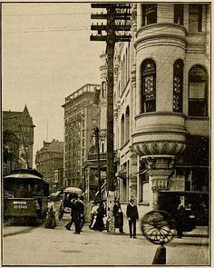 Canal and Carondelet 1920.