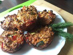 Low Carb Gemüse-Thunfisch-Muffins, ein gutes Rezept aus der Kategorie Snacks und kleine Gerichte. Bewertungen: 66. Durchschnitt: Ø 4,2.