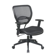 Office Star 15 37A720D Space Seating Big and Tall Drafting Chair