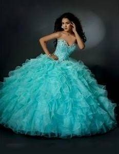 Awesome Pretty Quinceanera Dresses 2018