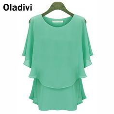 Find More Blouses & Shirts Information about 6XL Plus Size Summer 2015 Women Sexy Chiffon Blouse Slim Fit Casual Ladies Short Sleeve Shirts Tops Blusas Femininas Body Eenda,High Quality blouses and shirts,China blouse lace Suppliers, Cheap blouse size from Oladivi Group - Minabell Fashion Store on Aliexpress.com
