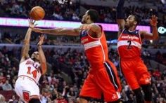 WASHINGTON WIZARDS-CHICAGO BULLS streaming in diretta gara 5 Nba #wizards-bulls #streaming