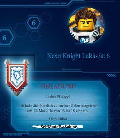 Jetzt komme ich endich dazu, Euch den Bericht über die Lego Nexo Knights Geburtstagsparty meines Sohnes online zu stellen.   Im Mai feierte...