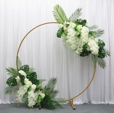 Baby party wedding props decor wrought iron round ring arch backdrop round arch lawn silk artificial flower row stand wall shelf-in Artificial & Dried Flowers from Home & Garden on AliExpress Arch Decoration, Backdrop Decorations, Backdrops, Wedding Decorations, Flower Backdrop, Flower Wall, Wedding Props, Party Wedding, Diy Wedding