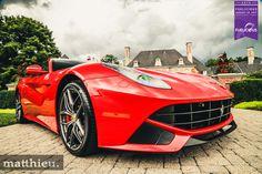 Hard to beat a beautiful smile. #Ferrari #F12 #Fuelicious #Artomobilia #CarPorn #Carmel #VisitHC #OneZone