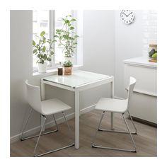 GLIVARP / BERNHARD Stół i 2 krzesła  - IKEA