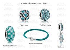 Pandora summer 2014 teal