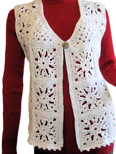 crochet sweater vest cligroup.win.mofcom.gov.cn | ~⌘~Crochet ...