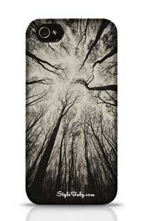 Tree Apple iPhone 4 Phone Case