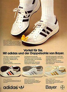 Retro, Sneakers im Oldschool Stil |