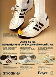 Vintage Adidas Originals Shoes