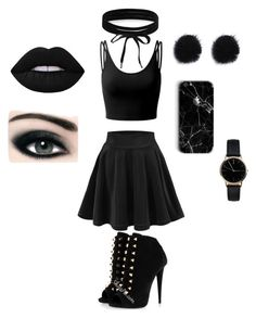 """Untitled #23"" by sjoslin-i on Polyvore featuring Doublju, Boohoo, Freedom To Exist and Max Factor"