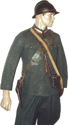 Czech WWI Army Uniform(s)