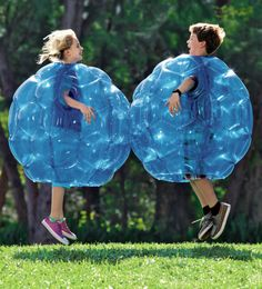 Inflatable Bumper Balls | 32 Outrageously Fun Things You'll Want In Your Backyard This Summer