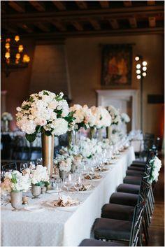 Elegant Black Tie Wedding at Congressional Country Club by Sarah Bradshaw Photography