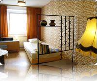 Ostel Hotel Berlin: Singleroom