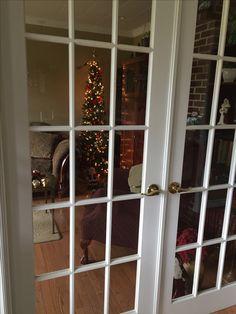 Ladder Decor, Christmas, Home Decor, Navidad, Room Decor, Xmas, Weihnachten, Noel, Home Interior Design