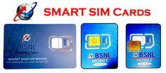 BSNL Smart SIM Cards