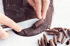 Chocolate Scrolls
