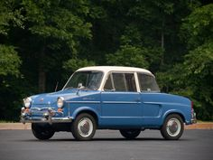 1960 NSU Prinz 3 (the anti art)