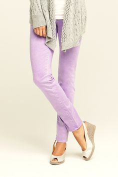 Calypso Purple Pants