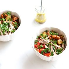 Cajun-Spiced Potato and Chicken Salad Recipe
