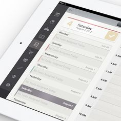 UI #uiex examples of great user interface design, via UIPalette on Pinterest
