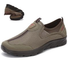 Large Size Men Mesh Breathable Soft Slip On Running Walking Sneakers is fashionable and cheap, buy best sneakers for plantar fasciitis for family-NewChic. Sneakers For Plantar Fasciitis, Fitness Workouts, Best Sneakers, Mens Clothing Styles, Shoes Online, Leather Shoes, Men's Shoes, Buy Shoes, Casual Shoes