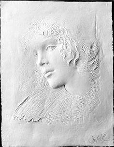 Google Image Result for http://www.artbrokerage.com/artthumb/gallo_14639_2/850x600/Frank_Gallo_Angela_Cast_Paper_Sculpture.jpg