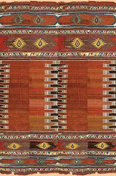 Fulani woolen blanket, Mali
