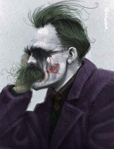 Así habló Zaratustra #Joker vs #Nietzsche