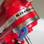 How to clean kitchen aid mixer