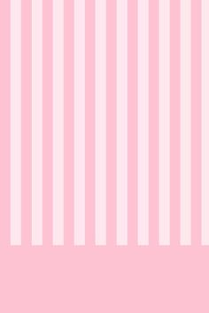 Baby pink stripes