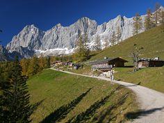 5 Hütten Wanderweg in Ramsau am Dachstein
