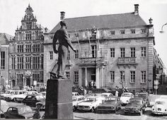 Grote Kerkhof Deventer (jaartal: 1970 tot 1980) - Foto's SERC