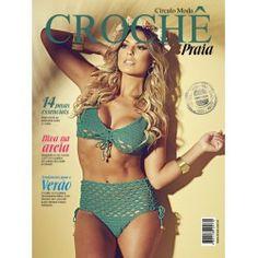Revista Circulo Moda Crochê Praia nº02