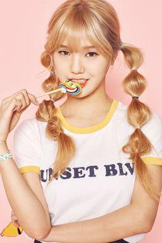 """@8_OHMYGIRL: OH MY GIRL 3rd Mini Album 2nd Concept Teaser #Mimi Coming Soon 2016.03.28 #LIARLIAR #OHMYGIRL #오마이걸 #OMG """