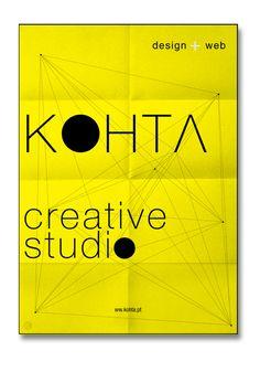 KCS poster, by Kohta Creative Studio
