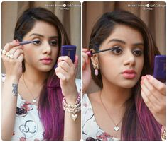 Easy Summer/Spring Makeup Tutorial By Lisha Batta: Indian Beauty Blogger