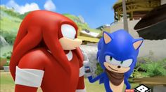 """Sonic Boom season two episode 6 """"Anything You Can Do, I Can Do Worse-er"""" BOOMTIME"""