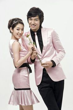 Park Shin Hye &  Lee Min Ho - Heirs