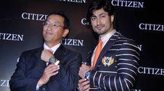 Actor Vidut Jamwal Launches Citizen Watches