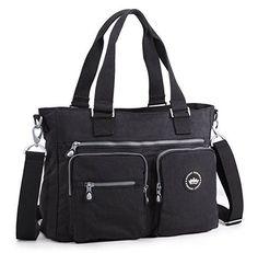 Material: Made of premium vintage-wash water-repellent nylon with heavy duty hardware; Cheap Purses, Cute Purses, Nurse Work Bag, Handbags On Sale, Purses And Handbags, Laptop Shoulder Bag, Laptop Bag, Shoulder Bags, Mens Tote Bag