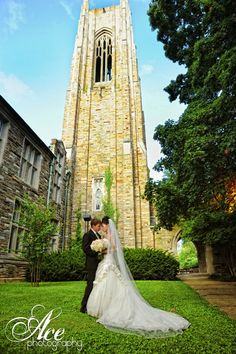 Another amazing Nashville Wedding Venue!  Scarritt Bennett is THE place to get married in Middle Tennessee :)    Love this awesome photo of Shea and Andrea by Ace Photography!