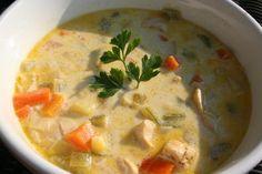 Crock Pot - Chicken Corn Chowder