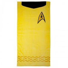 Star Trek Command Beach Towel
