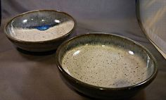 Who doesnt need a good bowl.  Ice cream  Cereal  Soup  Salad  Mixing ingredients  You name it, you need a bowl for it. These 2 bowls are excellent for all your bowl needs. One bowl is 6 round by 1.75 tall. The other is 6.25 round by 2 tall.